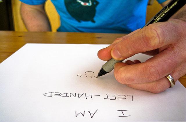 Left Handed Grants