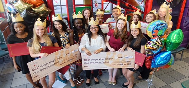 Burger King Scholarship