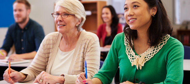 College Grants for Women Over 40
