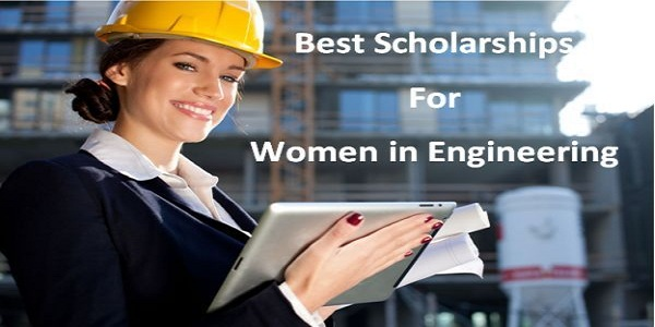 College Scholarships for Women in Engineering